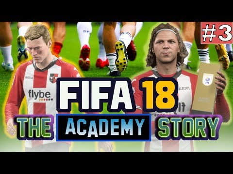 FIFA 18 - The Academy Story - Training Traits - S2 Episode 3