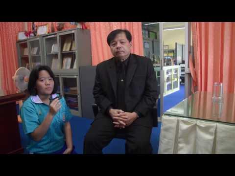 ผู้อำนวยการ สพม.34 เยียมโรงเรียนห้องสอนศึกษาในพระอุปถัมภ์ฯ (วันที่ 21 ธันวาคม พ.ศ. 2559 )