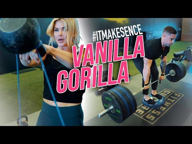 Brooke Ence - Vanilla Gorilla
