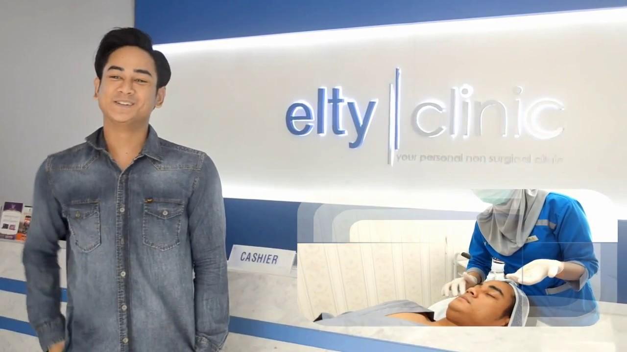 Dwi Andika Komentar Tentang Treatment di Elty Clinic Alam Sutera - Apa sih Korean Hydro Peel?