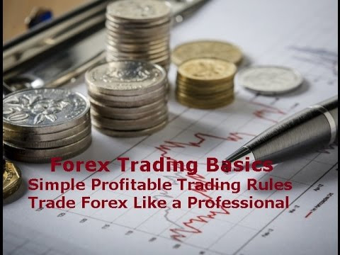 Forex Trading Basics - Learn Simple Rules for Profitable FX Trading