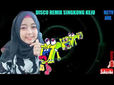 MANTAP DJ  GOYANG DISCO REMIX SINGKONG KEJU  TEMBANG KENANGAN