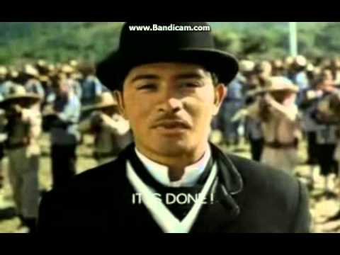 conclusion of jose rizal movie by cesar montano The movie tells the life story of jose rizal, the national hero of the philippines it shows his life and works, his struggles in order to free his countrymen from abuse, until his death under the hands of the spaniards who occupied our country in the late 19th century.