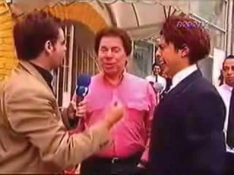 Silvio Santos e Pânico na Tv