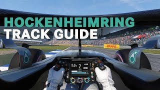 How to Handle a Lap of Hockenheim!