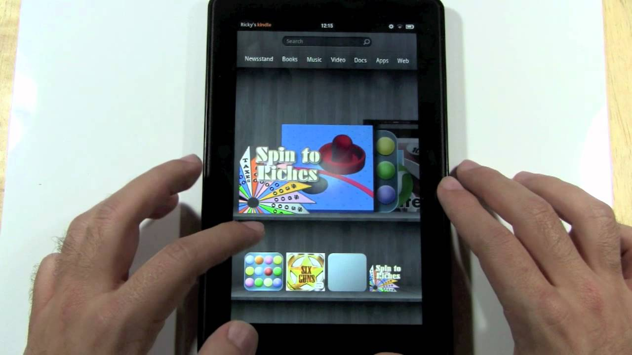 25 Best Games on the Amazon Appstore | Fire HD, Fire Phone ...