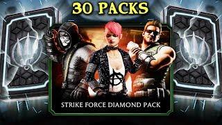 Mortal Kombat Mobile  HUGE Ronin Diamond Pack Opening  Why