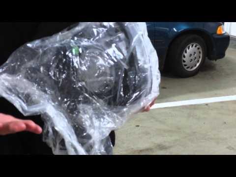 Winpower 2011-2013 VW Beetle LED Headlight Housing Unboxing