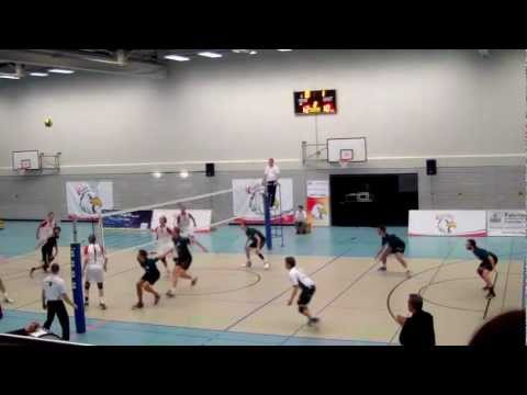 Volleyball 2. Bundesliga Männer, Kiel - Giesen/ Hildesheim