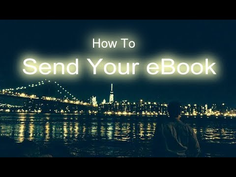 how to send an ebook