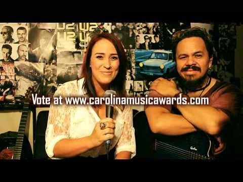 2014 Carolina Music Awards  VOTE Christy Johnson & Tian Garcia