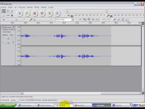 Audacity est un logiciel libre (donc disponible gratuitement) permettant d'enregistrer tous les sons et musiques joués sur l'ordinateur, aussi bien les sons windows, que les musiques sur les sites web,