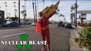 Earthless - Volt Rush (OFFICIAL MUSIC VIDEO)