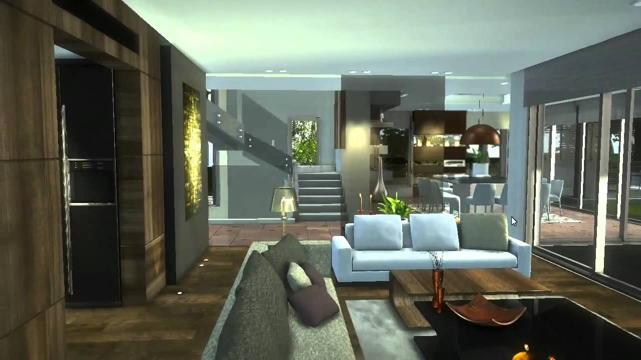 Epic Systems Interior Design for Alchemy 3D Virtual Reality - YouTube