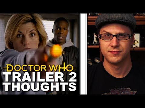 Doctor Who Series 11 – 2nd Trailer Thoughts
