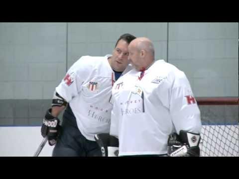 Montachusett Veterans Outreach Center - Hockey for Heroes