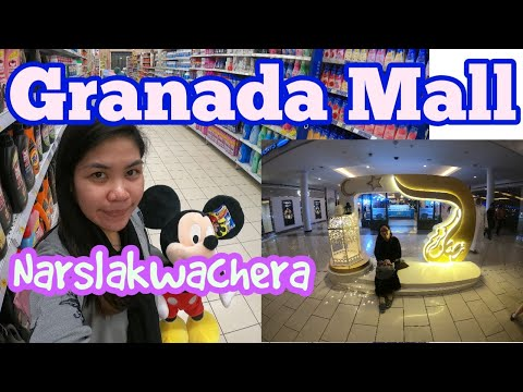 Granada Mall in Riyadh - OFW in Saudi - #NarsLakwachera #exploregalorewithaura #sharingfootsteps