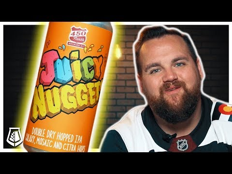 The Cereal Of Beers!?  450 North Juicy Nuggets Review