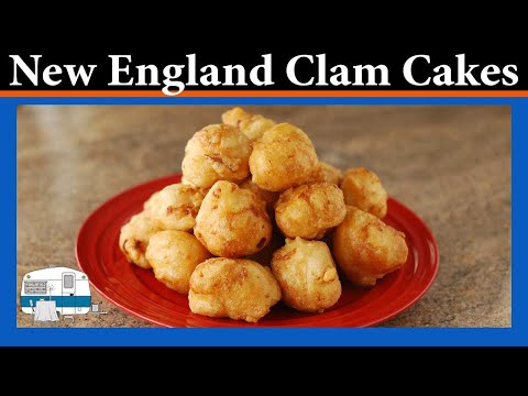 White Trash Cooking Clam Cakes