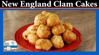 How To Make New England Clam Cakes