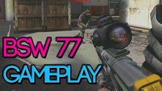 BSW 77 Bolt Action Sniper Gameplay! Modern Combat 5! 1080P 60FPS!