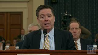 Comey: No support for Trump tweets on Obama wiretapping | Comey testifies on Russia, wiretapping