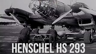 Henschel Hs 293 Missile Stock Footage - The Film Gate