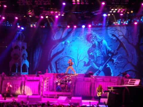 "Iron Maiden Announce Summer 2012 North American Tour! ""Maiden England Tour 2012""!"