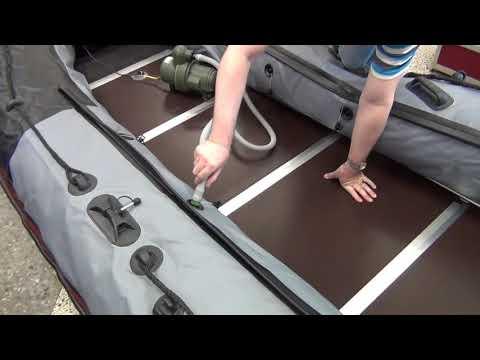 Лодки надувные Марлин