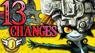 13 Changes in The Legend of Zelda: Twilight Princess HD - Super Coin Crew