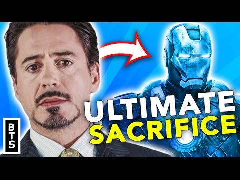 Avengers Endgame Theory: Tony Stark Will Have To Make a Huge Sacrifice