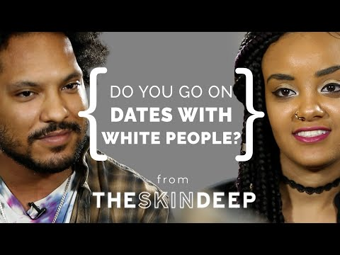 Do You Go On Dates With White People? | {THE AND} Layla & Josh