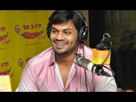 Manchu Manoj At Radio Mirchi Promoting Potugadu Movie
