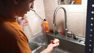 Как правильно вымыть стекло фары изнутри