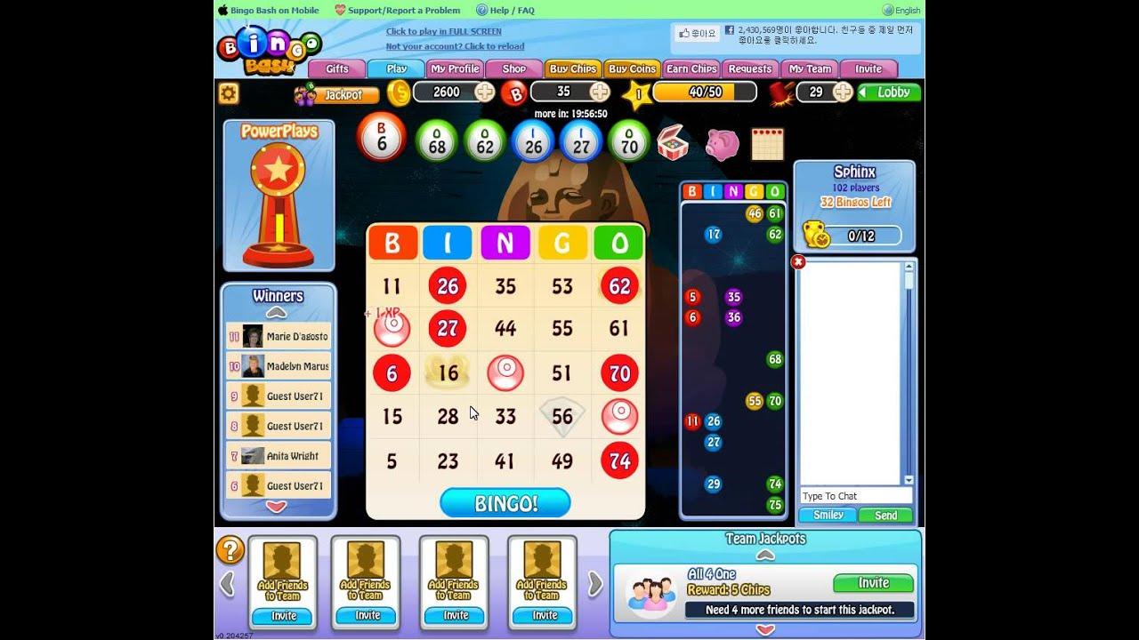 Bingo Bash 2