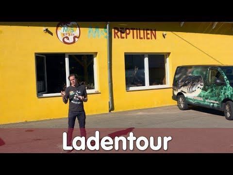 Reptil TV - Folge 109 - Ladentour