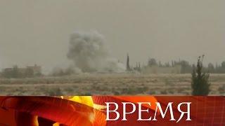 ВМинистерстве обороны России сообщили огибели вСирии рядового контрактной службы.