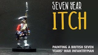Seven year itch: Painting a British Seven Years