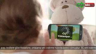 Vodafone Reklamı Bebek Reklamı 2014