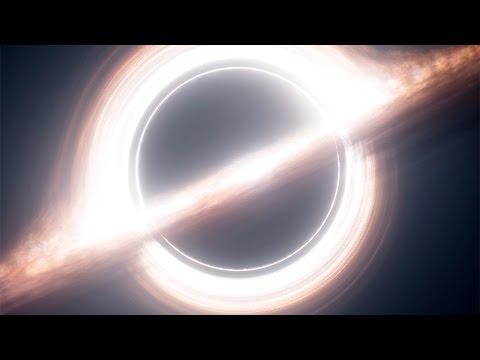 Supermassive Black Hole - 3D Live Wallpaper