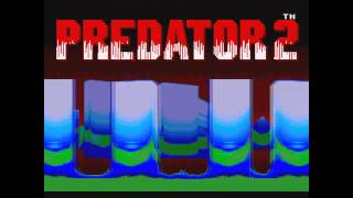 Predator 2 (Sega Genesis) Music: Title Screen