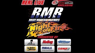 Rocky Mountain Night Of Fire - Saturday
