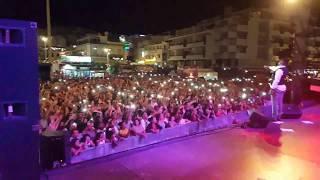 Matias Damásio - Loucos ao vivo em Albufeira 2017 (HD)