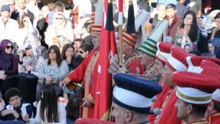 2014 Londra Turk Kültür Festivali Mehteran Eski Ordu Marşı  -2014 London Turkish Fest
