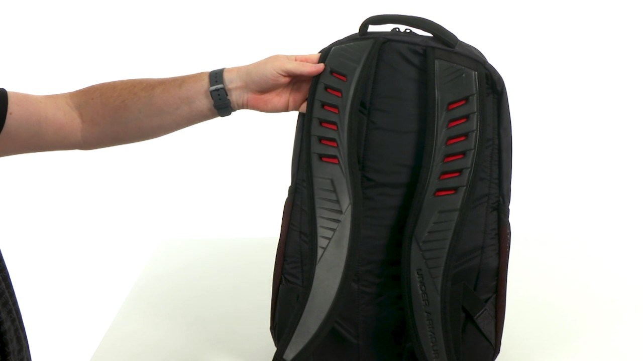 eed4d0217a15 Under Armour UA Recruit Backpack SKU 8870890 - YouTube