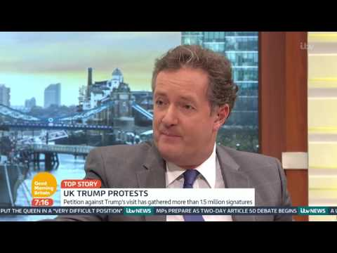 Mediocre Piers Morgan Repeatedly Humiliated