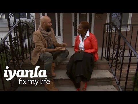 A Fatherless Son Shares His Childhood Pain with Iyanla | Iyanla: Fix My Life | Oprah Winfrey Network