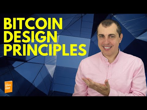 Bitcoin Design Principles - IDEO Lab presentation by Andreas