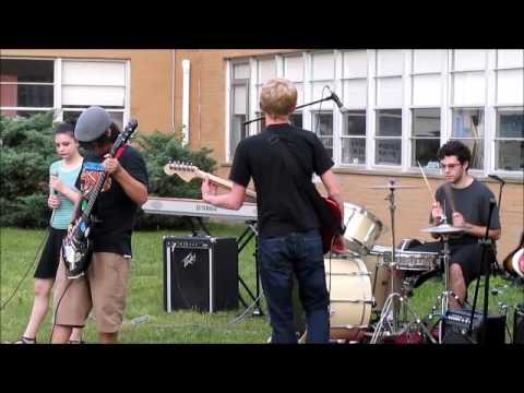 """""""Smells Like Teen Spirit"""" (Cover) featuring Frank Carmine on drums"""