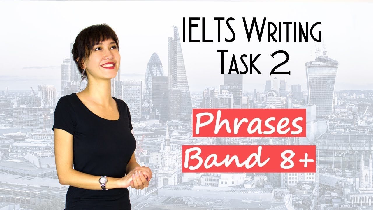 ielts academic writing task 2 phrases